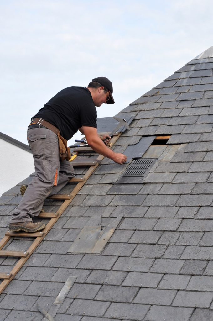 residential roof repair kern